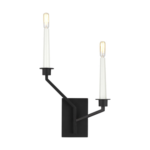 Hopton Left Double Sconce by ED Ellen DeGeneres