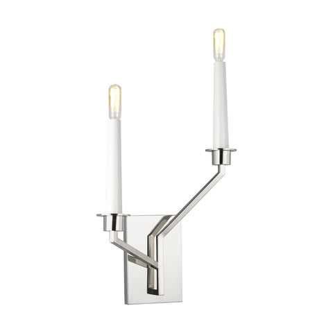 Hopton Right Double Sconce by ED Ellen DeGeneres