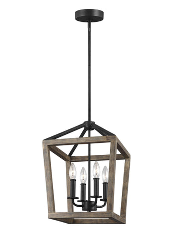 Gannet Small Chandelier by Feiss