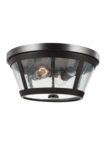 Harrow Collection 2 - Light Flushmount by Feiss