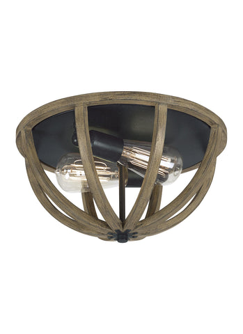 Allier Collection 2 - Light Flushmount by Feiss