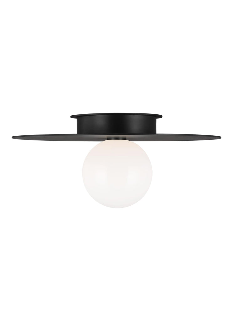 Nodes Large Flush Mount by Kelly by Kelly Wearstler