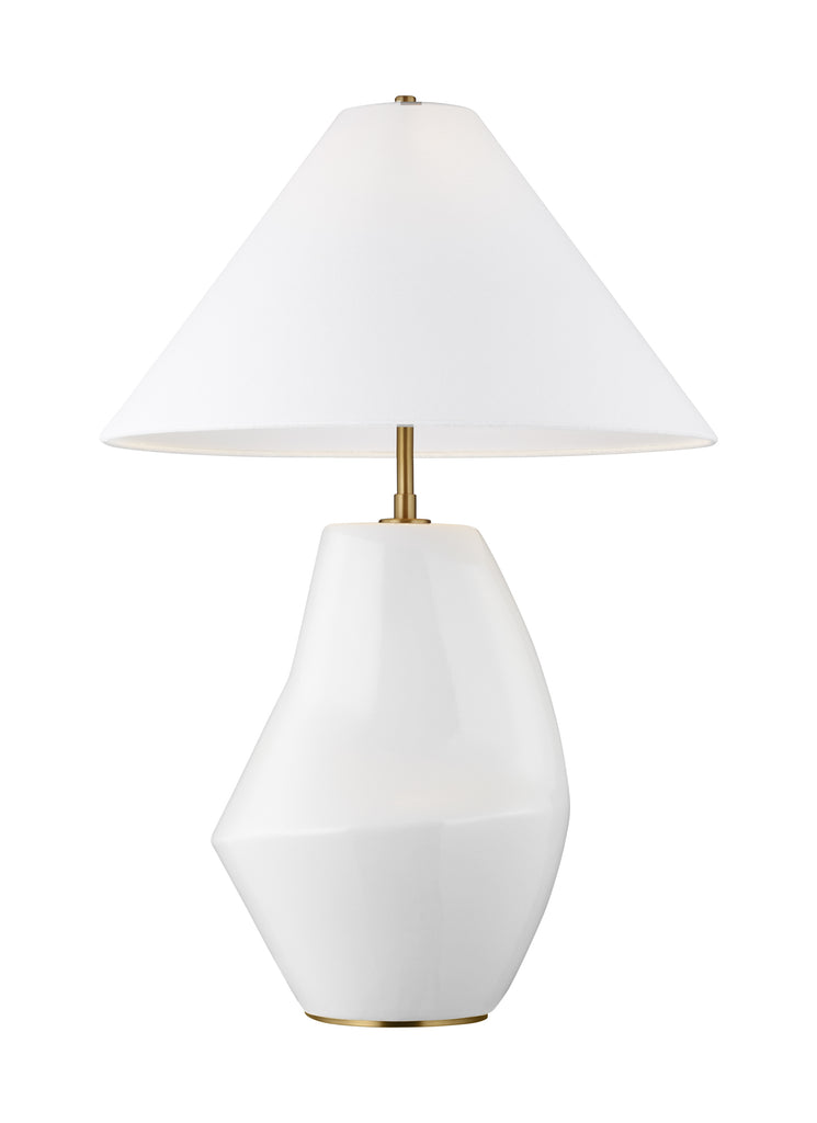Contour Short Table Lamp in Various Colors