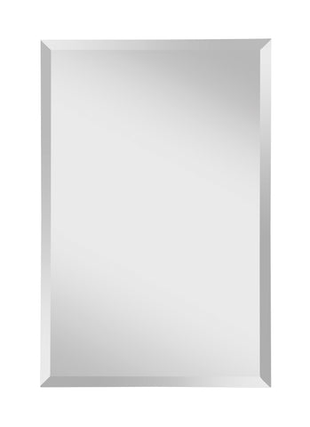 Infinity Large Rectangle Mirror by Feiss