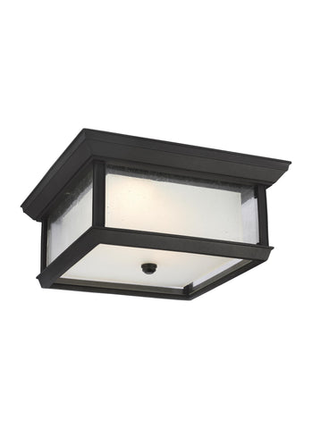 McHenry Collection 2 - Light Outdoor Flush Mount by Feiss
