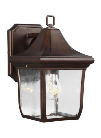 Oakmont Collection 1 - Light Outdoor Wall Lantern by Feiss