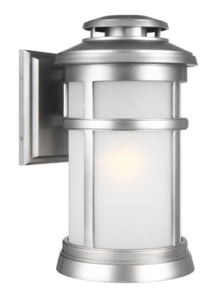 Newport Medium Lantern by Feiss