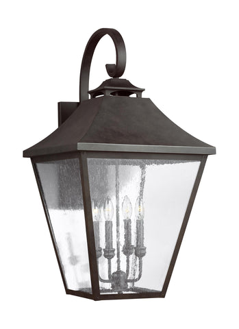 Galena Extra Large Lantern by Feiss