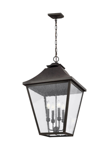 Galena Large Pendant by Feiss