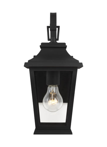 Warren Collection 1 - Light Outdoor Wall Lantern by Feiss