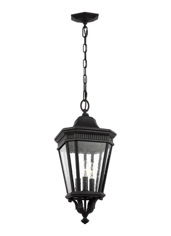 Cotswold Lane Small Pendant by Feiss