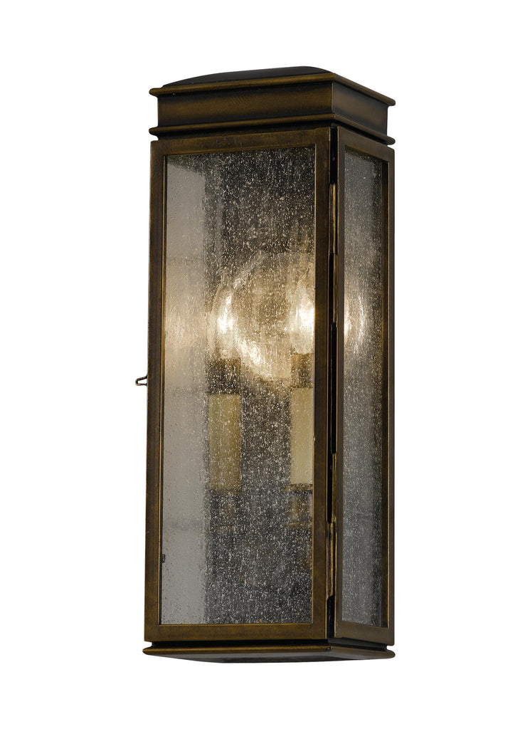 Whitaker Collection 2 - Light Wall Lantern by Feiss