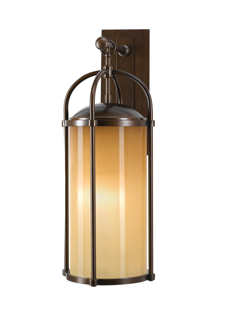 Dakota Large Lantern by Feiss
