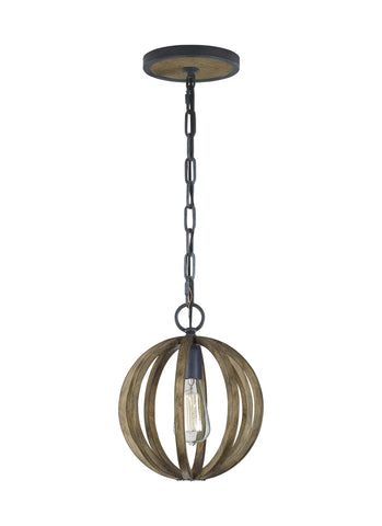 Allier Collection 1 - Light Mini Pendant by Feiss
