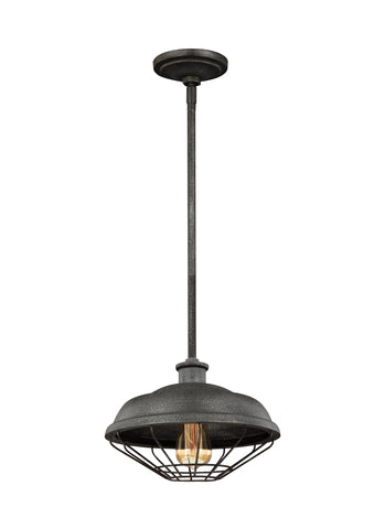 Lennex Collection 1 - Light Mini-Pendant by Feiss