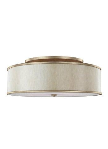 Lennon Collection 5 - Light Semi-Flush Mount by Feiss