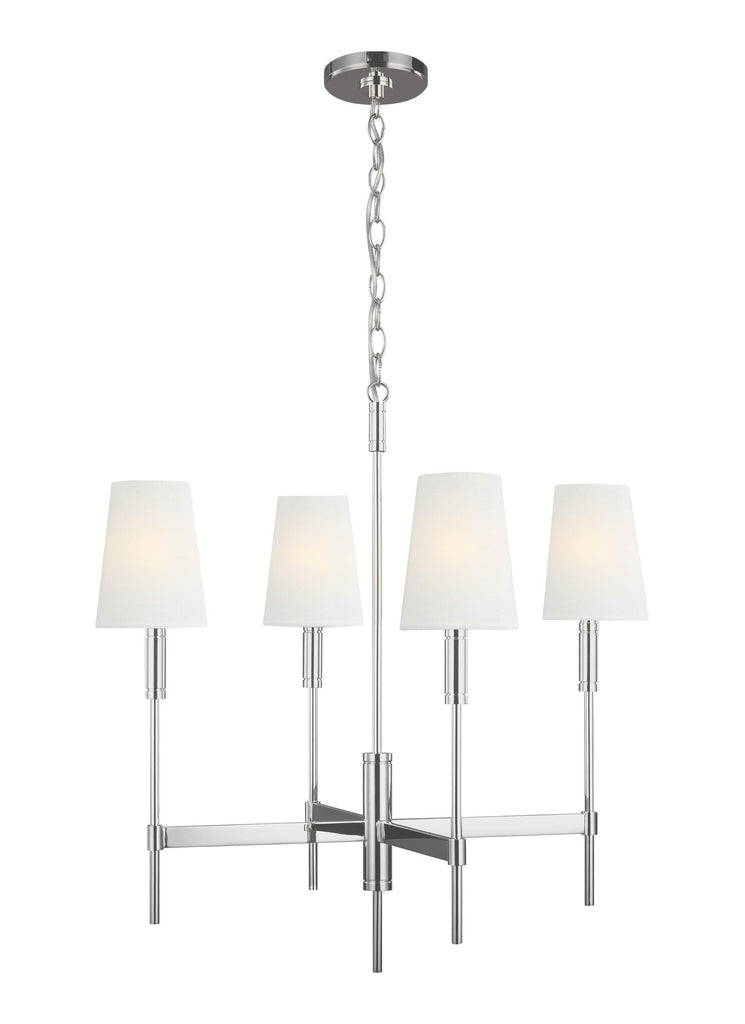 Beckham Classic Medium Chandelier by TOB By Thomas O'Brien