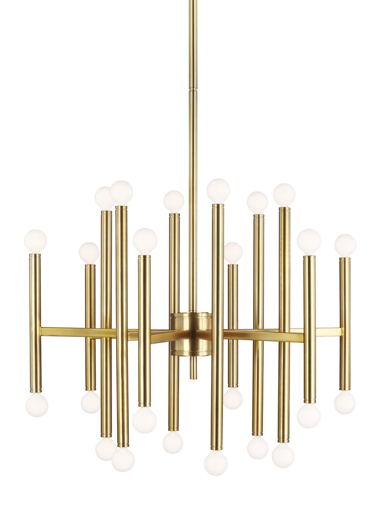Beckham Modern Large Chandelier by TOB By Thomas O'Brien