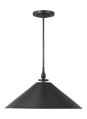 Capri Wide Pendant by TOB By Thomas O'Brien