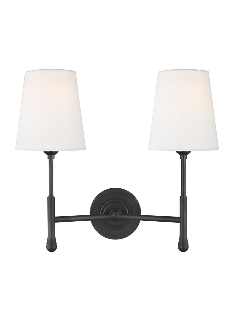 Capri Double Sconce by TOB by Thomas O'Brien