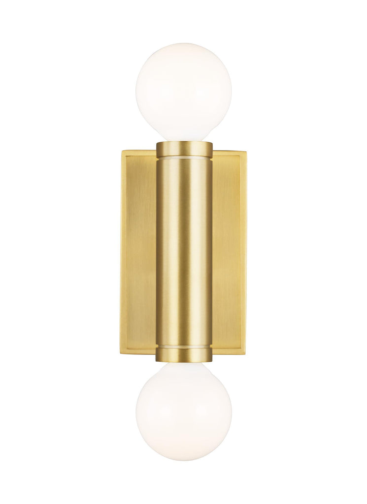 Beckham Modern Double Sconce by TOB by Thomas O'Brien