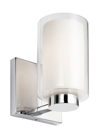 Bergin Collection 1 - Light Wall Sconce by Feiss