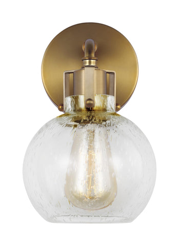 Clara Collection 1 - Light Wall Sconce by Feiss