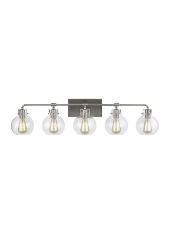 Clara Collection 5 - Light Vanity by  Feiss