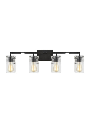 Ansley Collection 4 - Light Vanity by Feiss