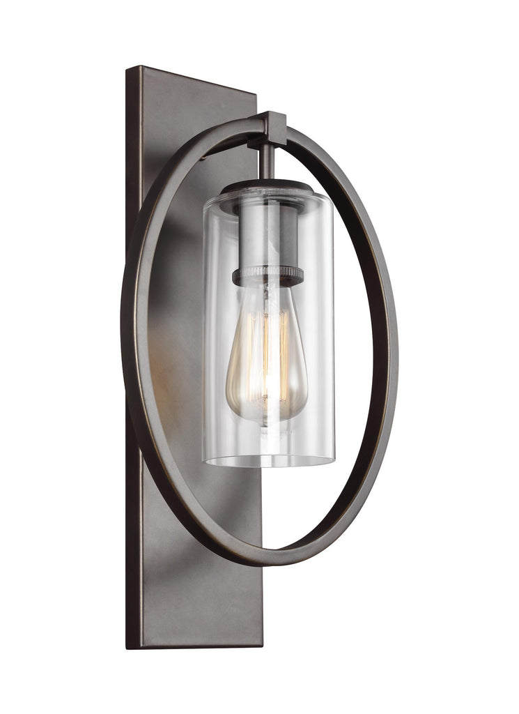 Marlena Large Sconce by Feiss