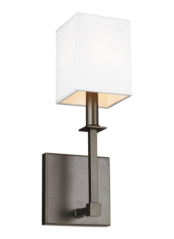 Quinn Collection 1 - Light Wall Sconce by Feiss