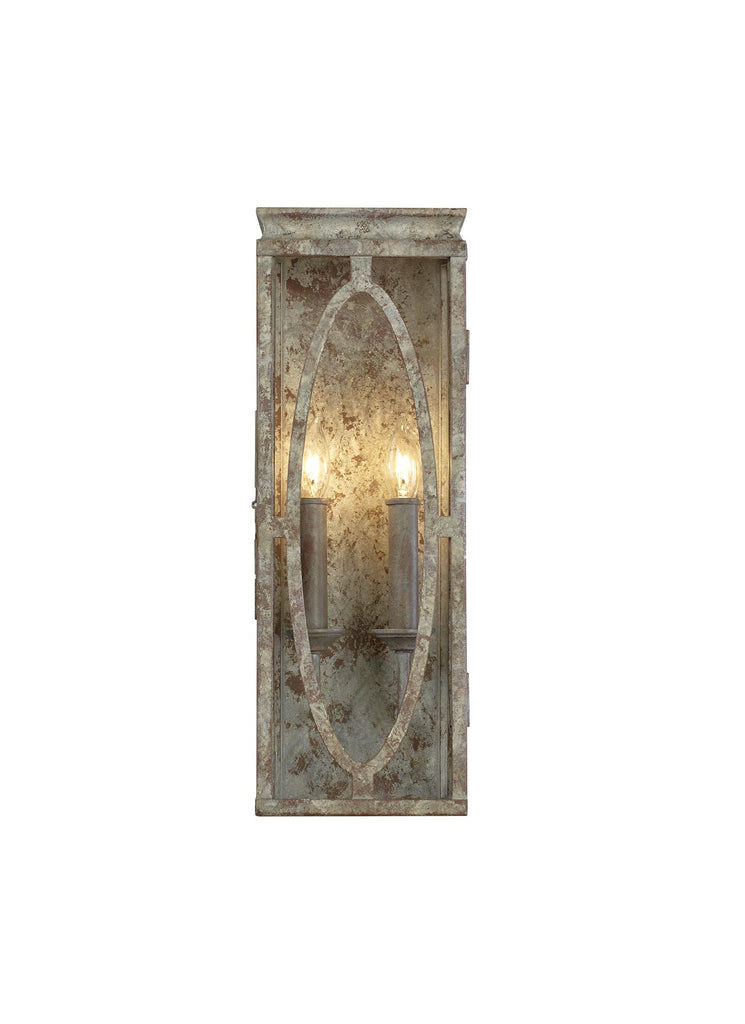 Patrice Collection 2 - Light Wall Sconce by Feiss