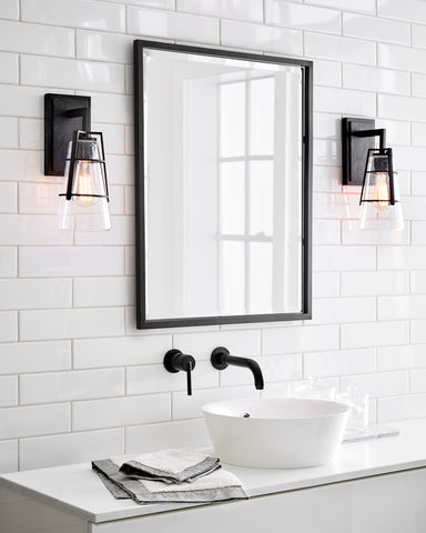 Adelaide Collection 1 - Light Wall Sconce by Feiss