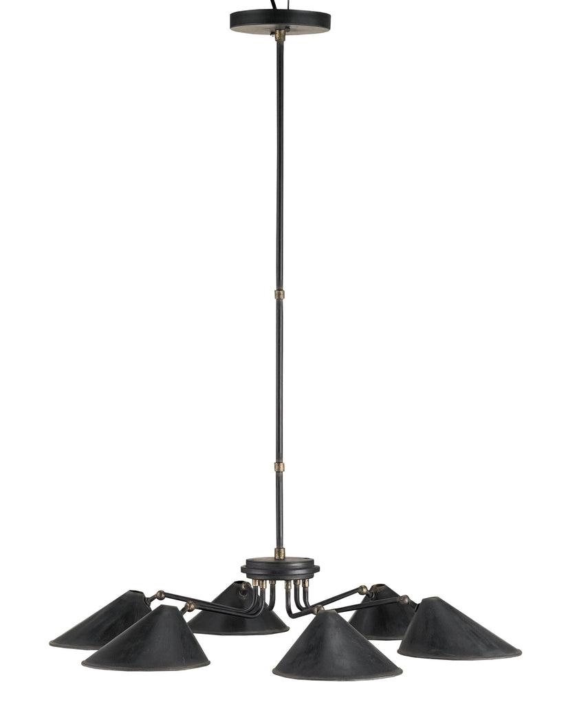 Fainlight Chandelier design by Currey & Company