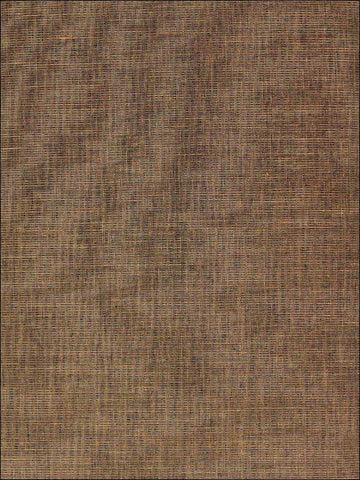 Faint Metallic Weave Wallpaper in Bronze from the Sheer Intuition Collection by Burke Decor