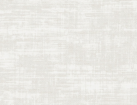 Faux Rug Texture Wallpaper in Winter Fog from the Living With Art Collection by Seabrook Wallcoverings