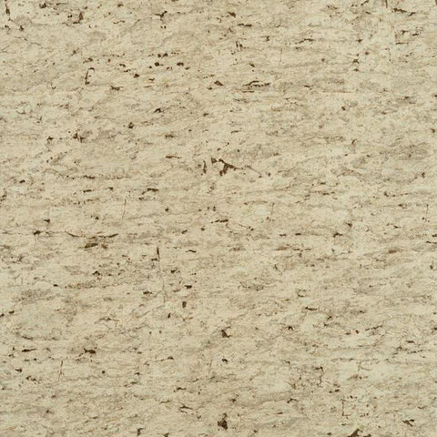 Faux Cork Wallpaper in Grey, Taupe, and Gold Ore by York Wallcoverings