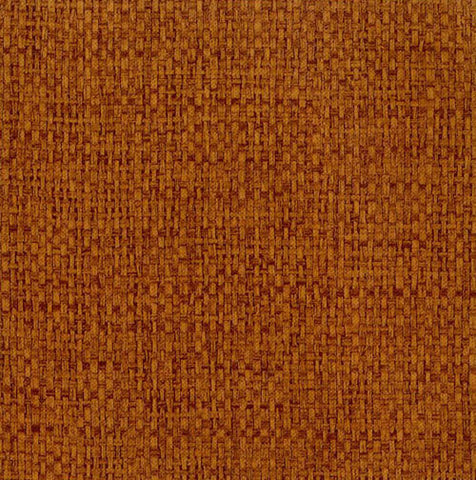 Faux Grasscloth Contact Wallpaper in Brown by Burke Decor