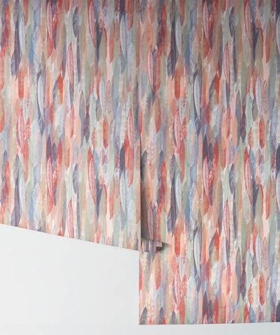 Feathered Nest Wallpaper from the Wallpaper Republic Collection by Milton & King