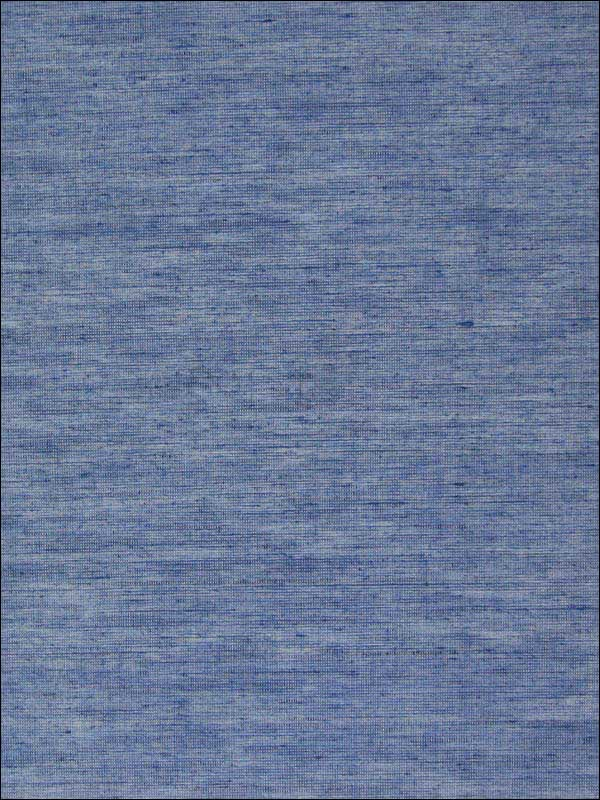 Fine Metallic Weave Wallpaper in Cloudy Blue from the Sheer Intuition Collection by Burke Decor