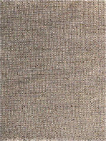 Fine Metallic Weave Wallpaper in Warm Grey from the Sheer Intuition Collection by Burke Decor