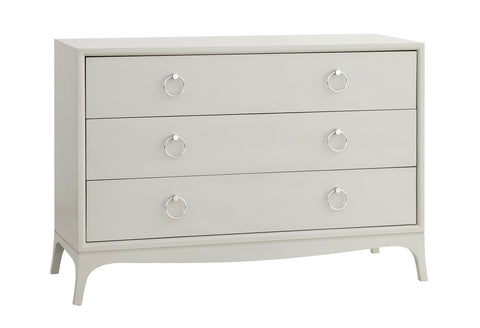 Fiona 3 Drawer Dresser in French Grey design by Redford House