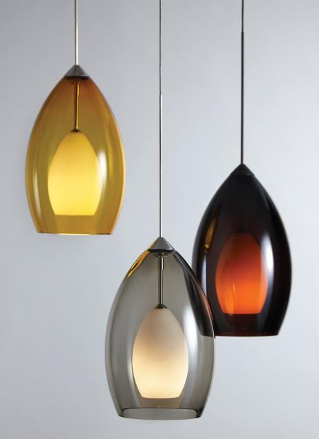 Freejack Fire Pendant by Tech Lighting