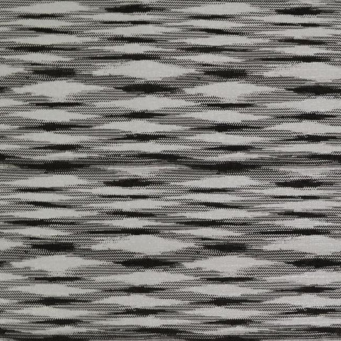 Fireworks Wallpaper in Silver and Dark Grey by Missoni Home for York Wallcoverings