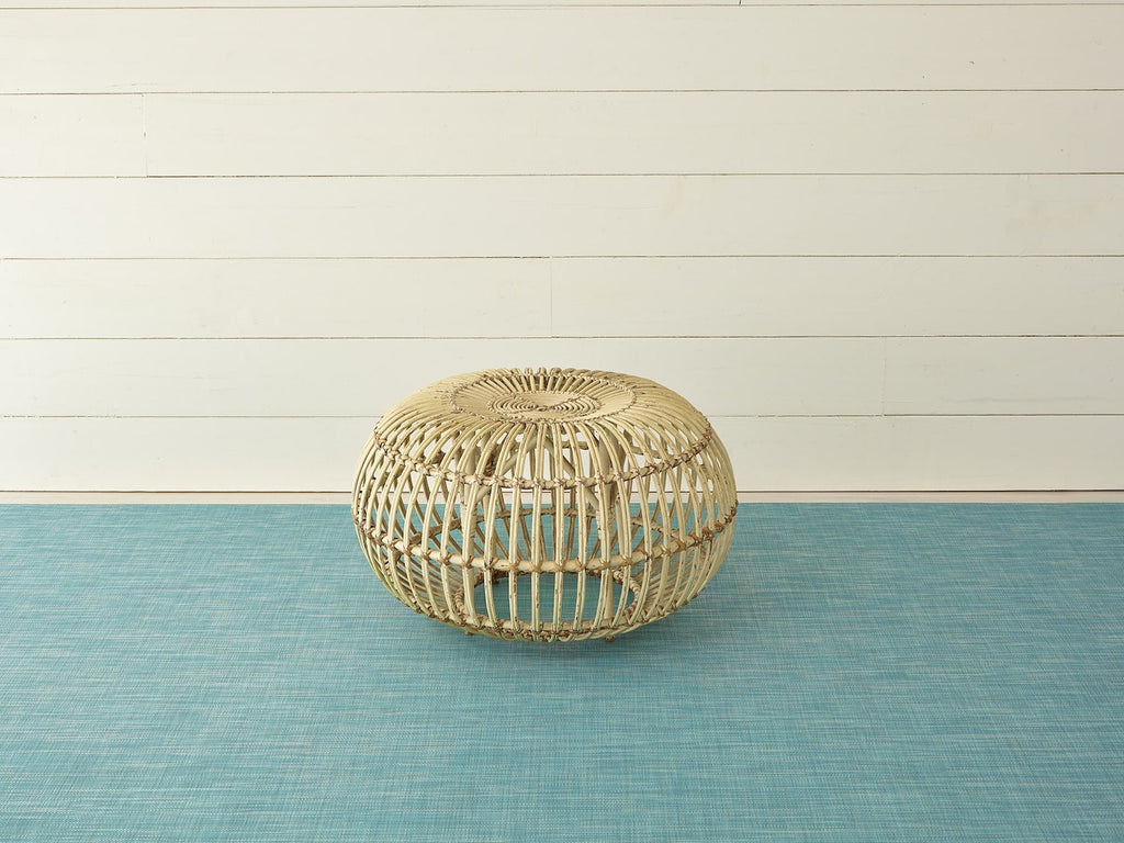 Mini Basketweave Woven Floor Mats by Chilewich