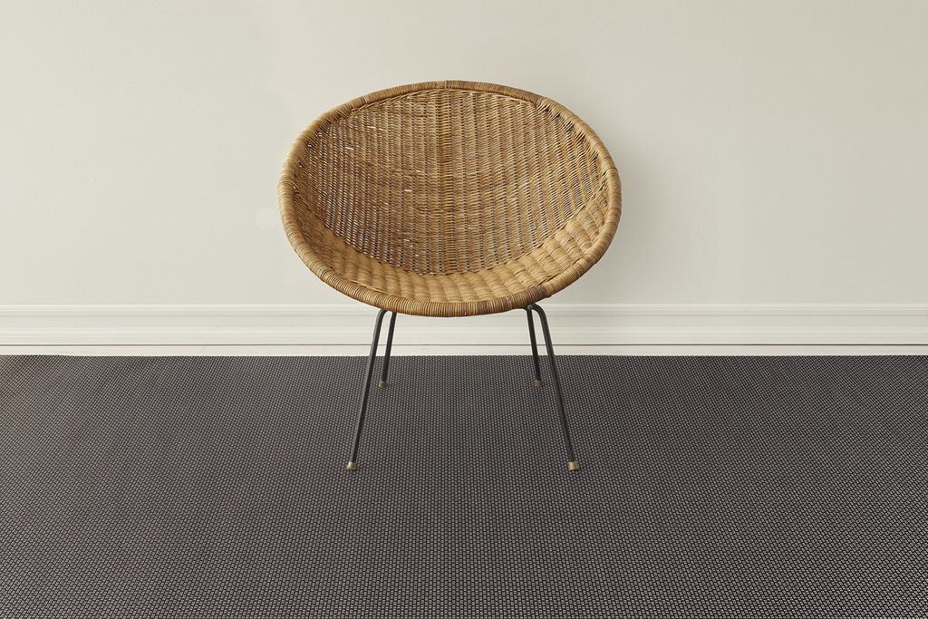 Strike Woven Floor Mats by Chilewich