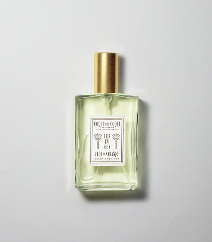 Flor de Naranjo Room & Linen Spray by Coqui Coqui