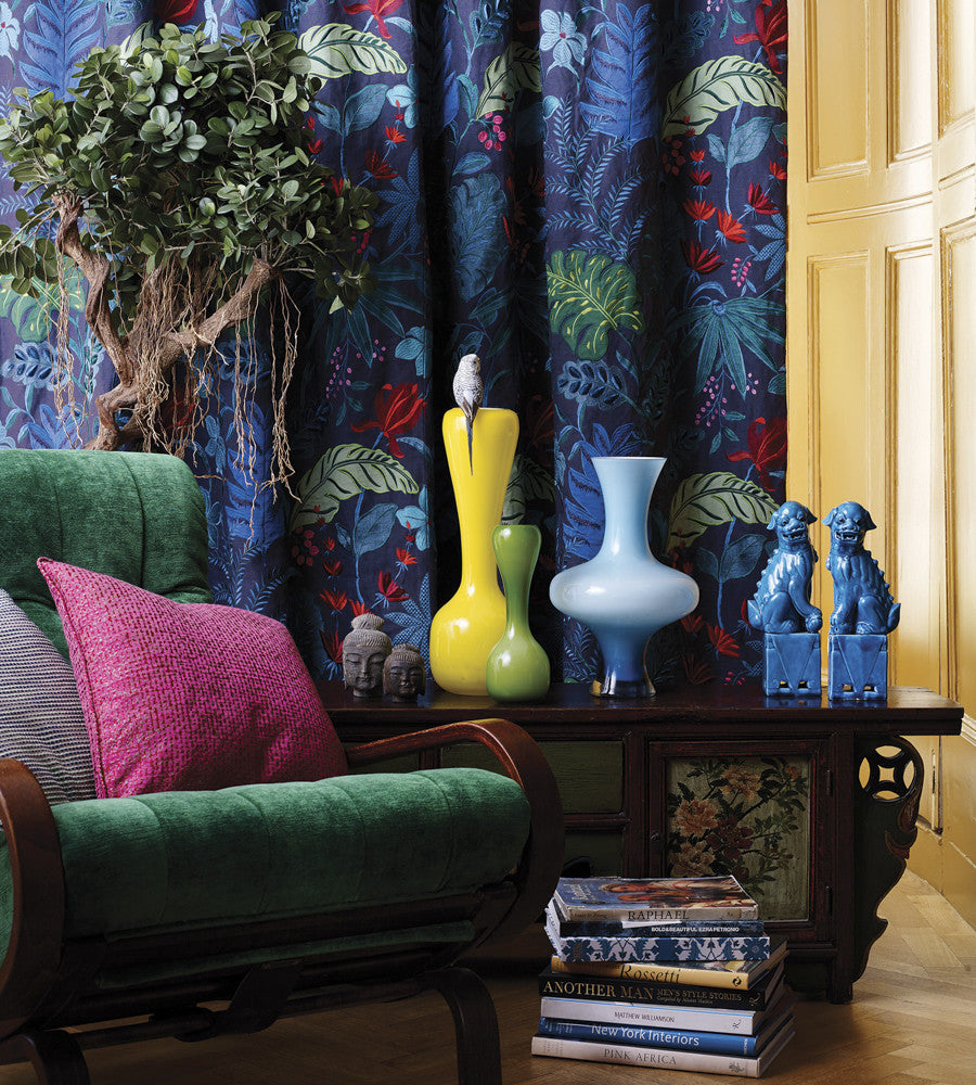 Floridita Fabric by Matthew Williamson for Osborne & Little