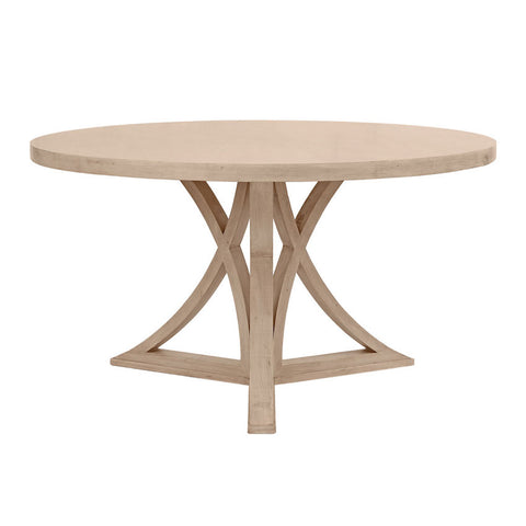 Floyd Round Dining Table in Various Sizes & Finishes
