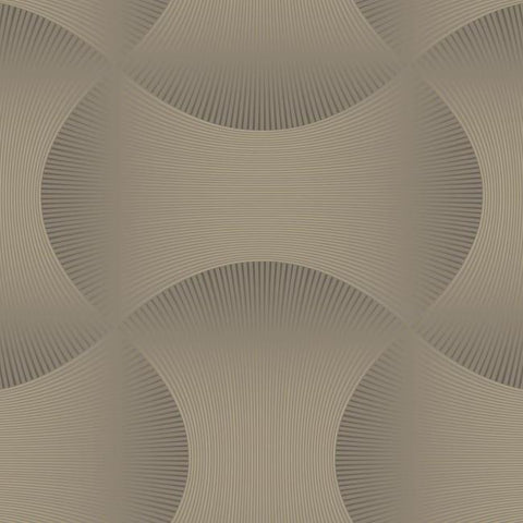 Freestyle Wallpaper in Grey and Gold design by Candice Olson for York Wallcoverings